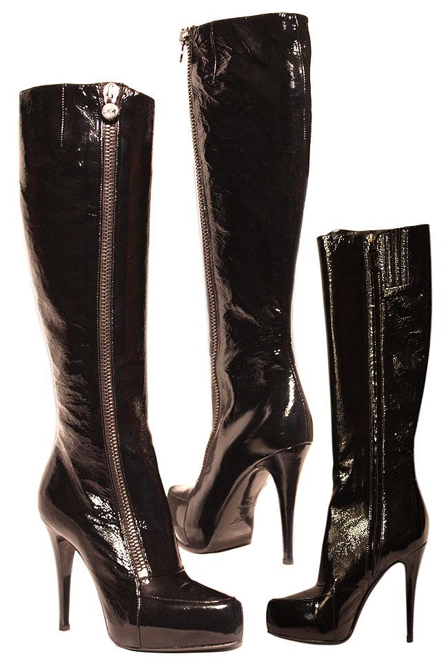 Сапоги женские Nando Muzi 5040 (высокая мода осень). eee519d228d